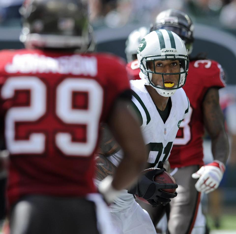 Jets' Winslow proving he still has plenty left