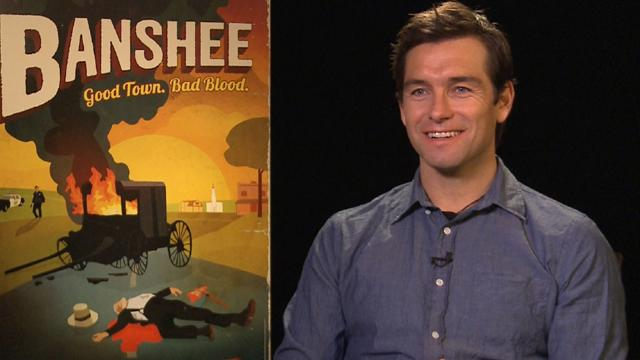 'Banshee': Antony Starr – What's Happening In Season 2?