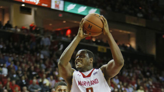 NCAA Basketball: Boston College at Maryland