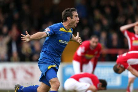 Soccer - Sky Bet League Two - AFC Wimbledon v Accrington Stanley - Kingsmeadow