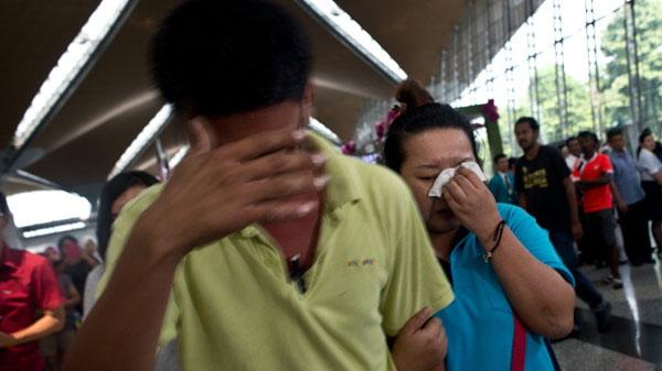 Still no wreckage found in search for Malaysian jetliner