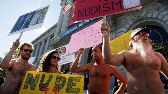 Public Nudity Ban Considered in SF