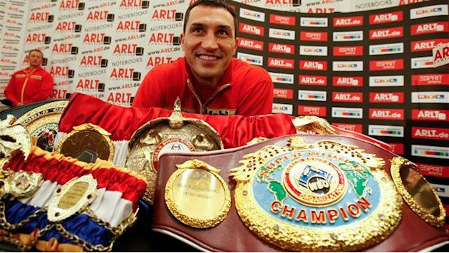 Boxing - World boxing champions