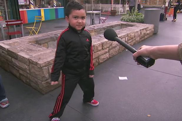 Jimmy Kimmel Has Kids Explain What Love Is (Video)