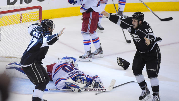 After Cup loss, Rangers wait to reflect on season