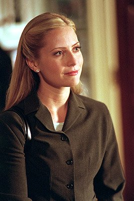 "Emily Procter as associate White House counsel Ainsley Hayes on NBC's ""The West Wing"" West Wing"