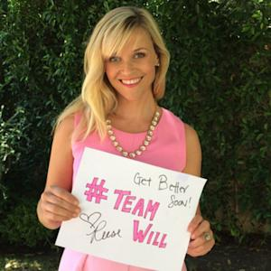 See Reese Witherspoon Channel Elle Woods for 4-Year-Old With Cancer