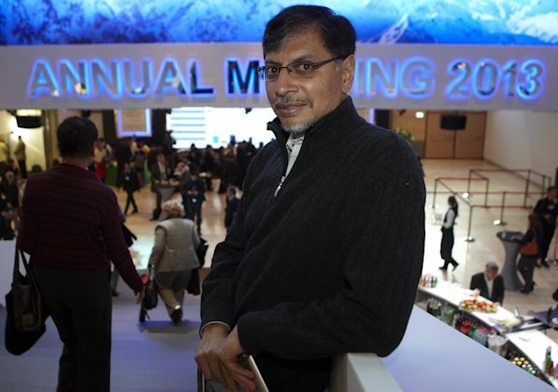 File picture of Phaneesh Murthy, president and CEO of iGate