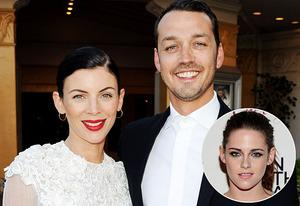 Liberty Ross,  Rupert Sanders,  Kristen Stewart | Photo Credits: Kevin Winter/Getty Images,  Dimitrios Kambouris/WireImage