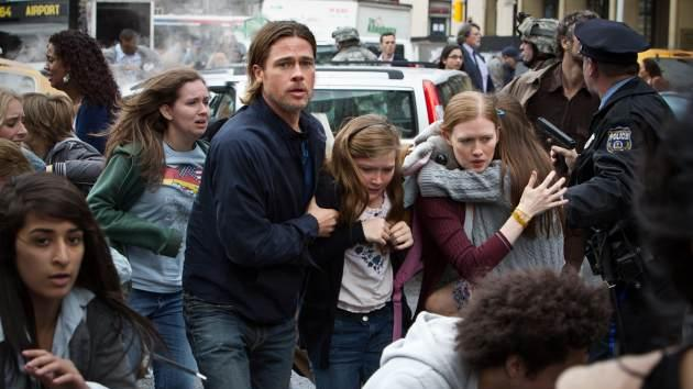 World War Z -- Paramount Pictures