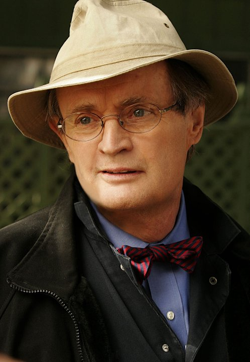 David McCallum stars as Dr. Donald Mallard in NCIS on CBS.