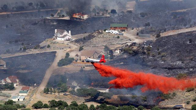 Colorado Wildfire Under Control Enough for Residents to View Destruction