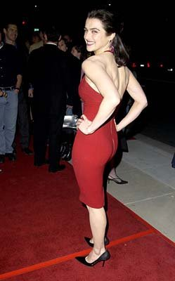 Rachel Weisz at the LA premiere of Lions Gate's Confidence