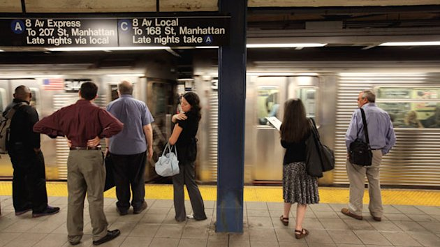 N.Y. Commuters Can No Longer Use Subway as Tardy Excuse (ABC News)
