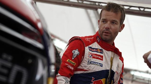 2012 Germany Citroen Loeb