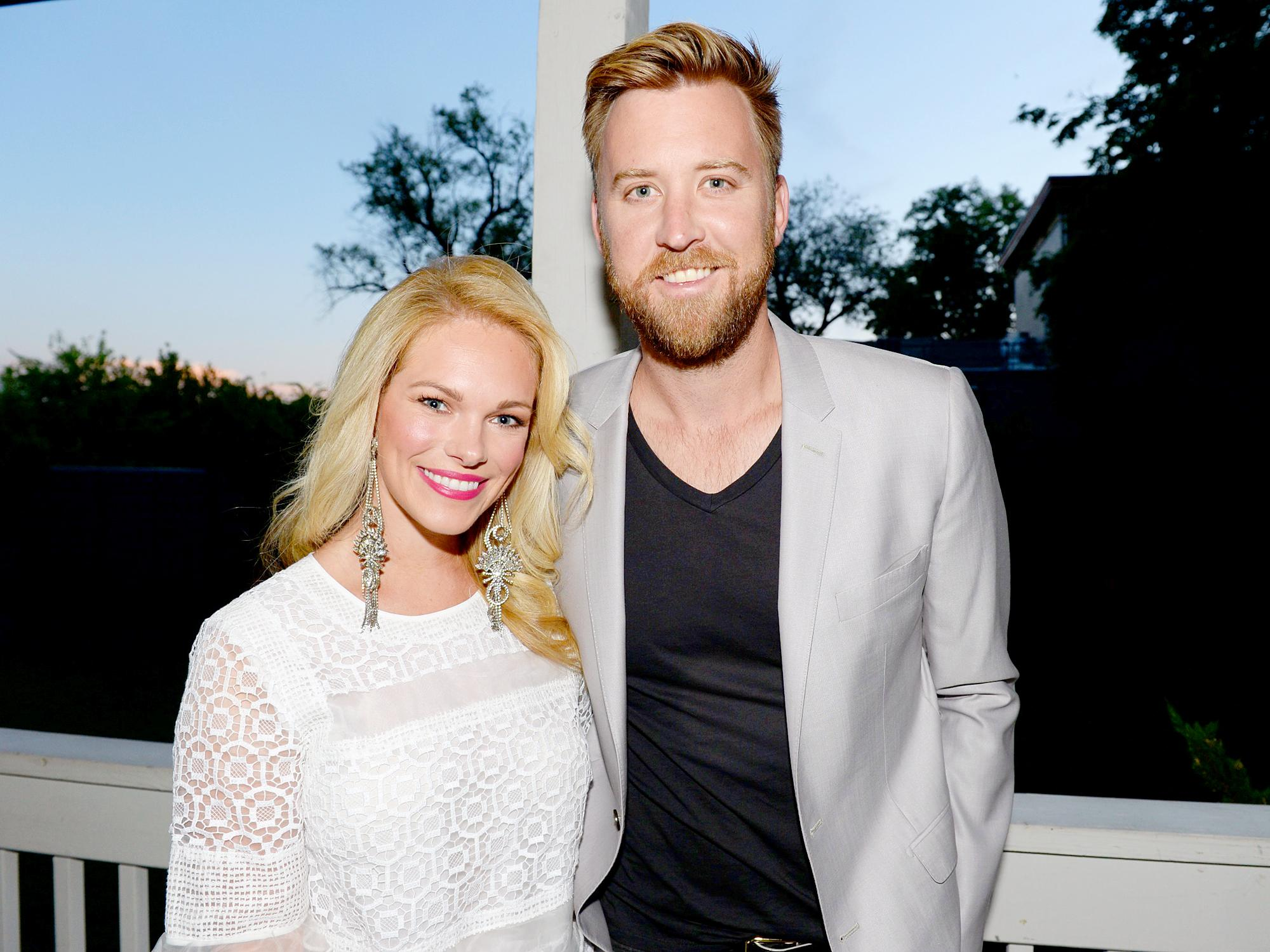 Lady Antebellum's Charles Kelley, Wife Cassie Welcome First Baby: 'We Feel Like Our Life Just Began'