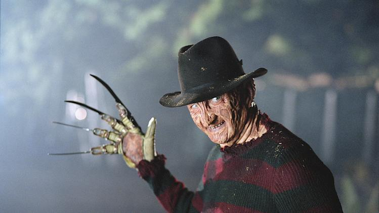 Freddy vs jason New Line Cinema 2003 Robert Englund
