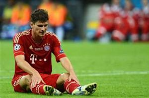 Gomez: My future is in Bayern's hands