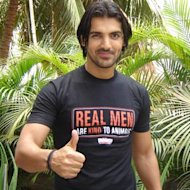 John Abraham Wants Circuses To Be Animal-Free