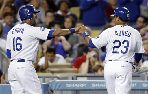 Kershaw tosses 6-hitter as Dodgers blank Cards 6-0