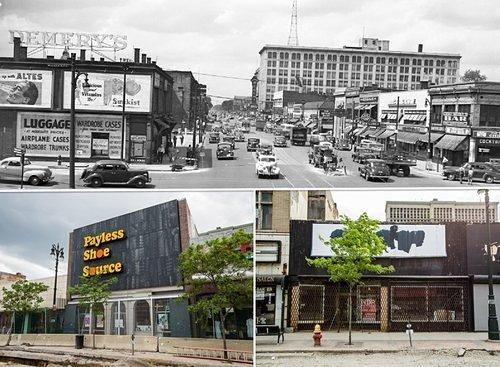Development Watch: New Center's Shabby Shopping District is Now Hot Property