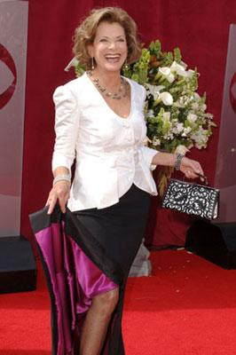 Jessica Walter 57th Annual Emmy Awards Arrivals - 9/18/2005