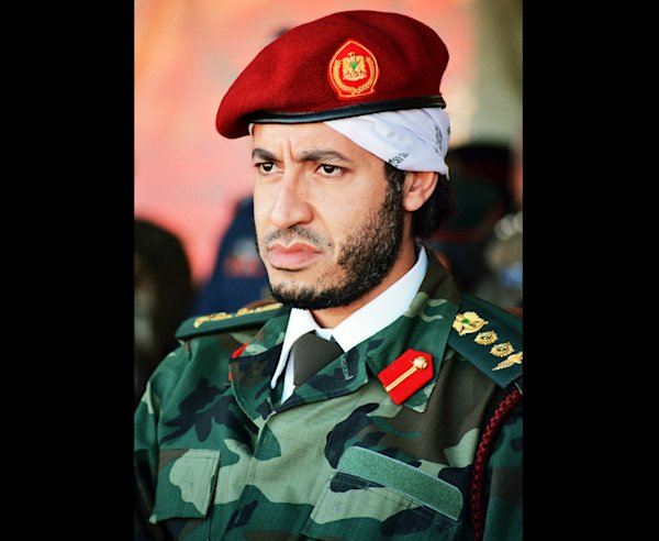 A Gadhafi son is extradited to Libya