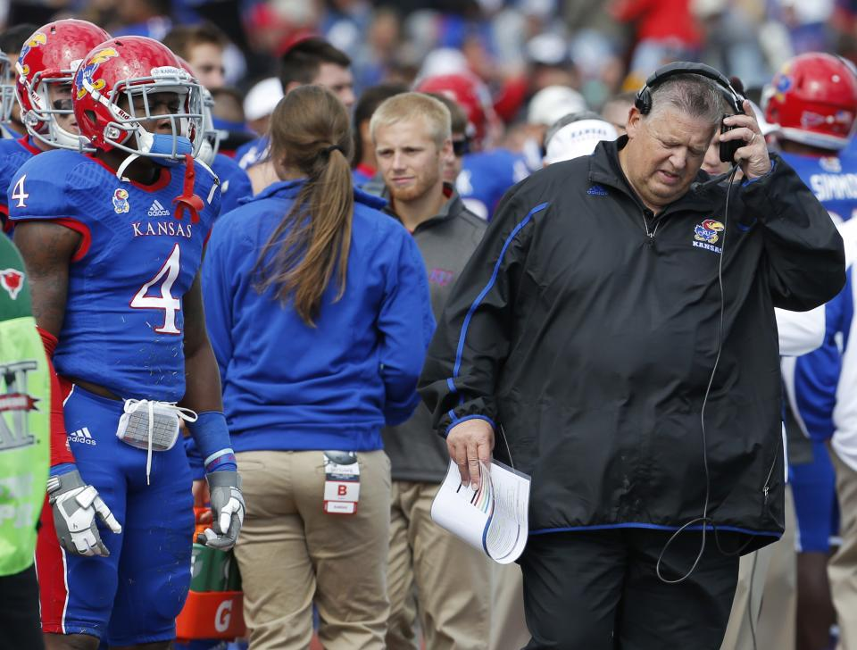Jayhawks' nickel defense not working so well