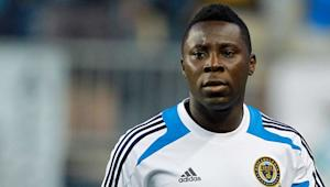 American Exports: Free agent Freddy Adu trains with English Championship side Blackpool
