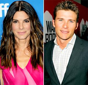 Sandra Bullock Talks Jesse James Divorce; Scott Eastwood Models for Town & Country: Today's Top Stories