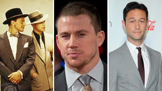 Tatum and JGL Might Be the New Sinatra and Brando in a 'Guys and Dolls' Remake