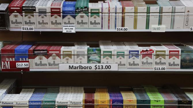 NYC moves closer to tobacco-buying age of 21