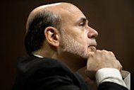 US Federal Reserve Chairman Ben Bernanke, pictured in June 2012, expressed deep worry over the US economy and unemployment Friday, sending a strong signal that he wants the central bank to take fresh action to stimulate growth