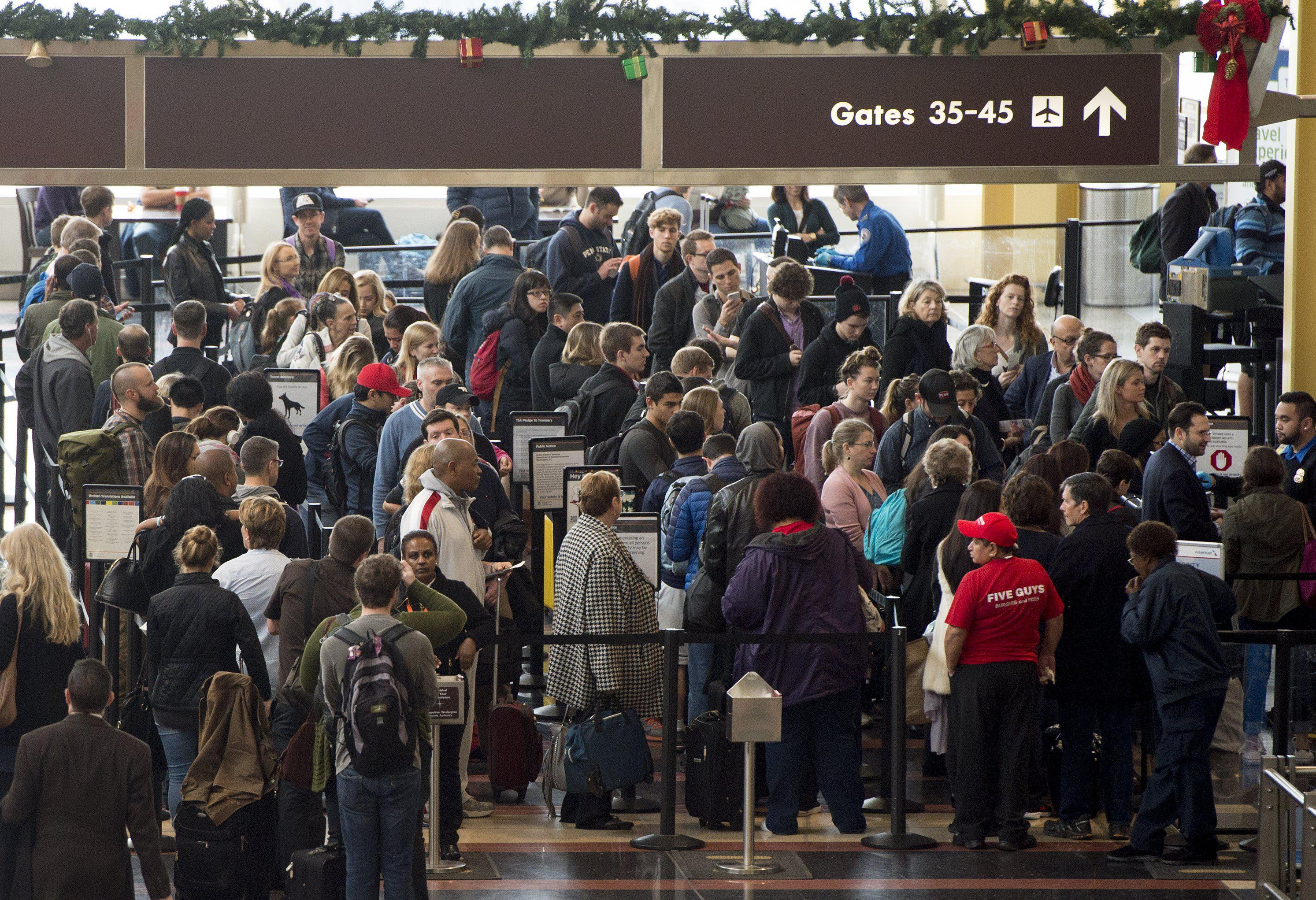 How the 1% Pays to Skip TSA Security Lines
