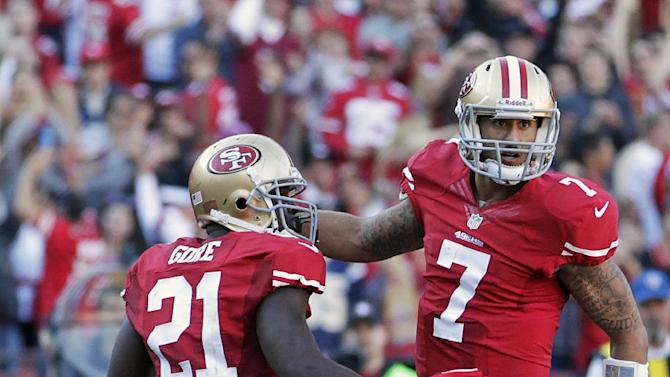 Kaepernick still seeking success against Seahawks