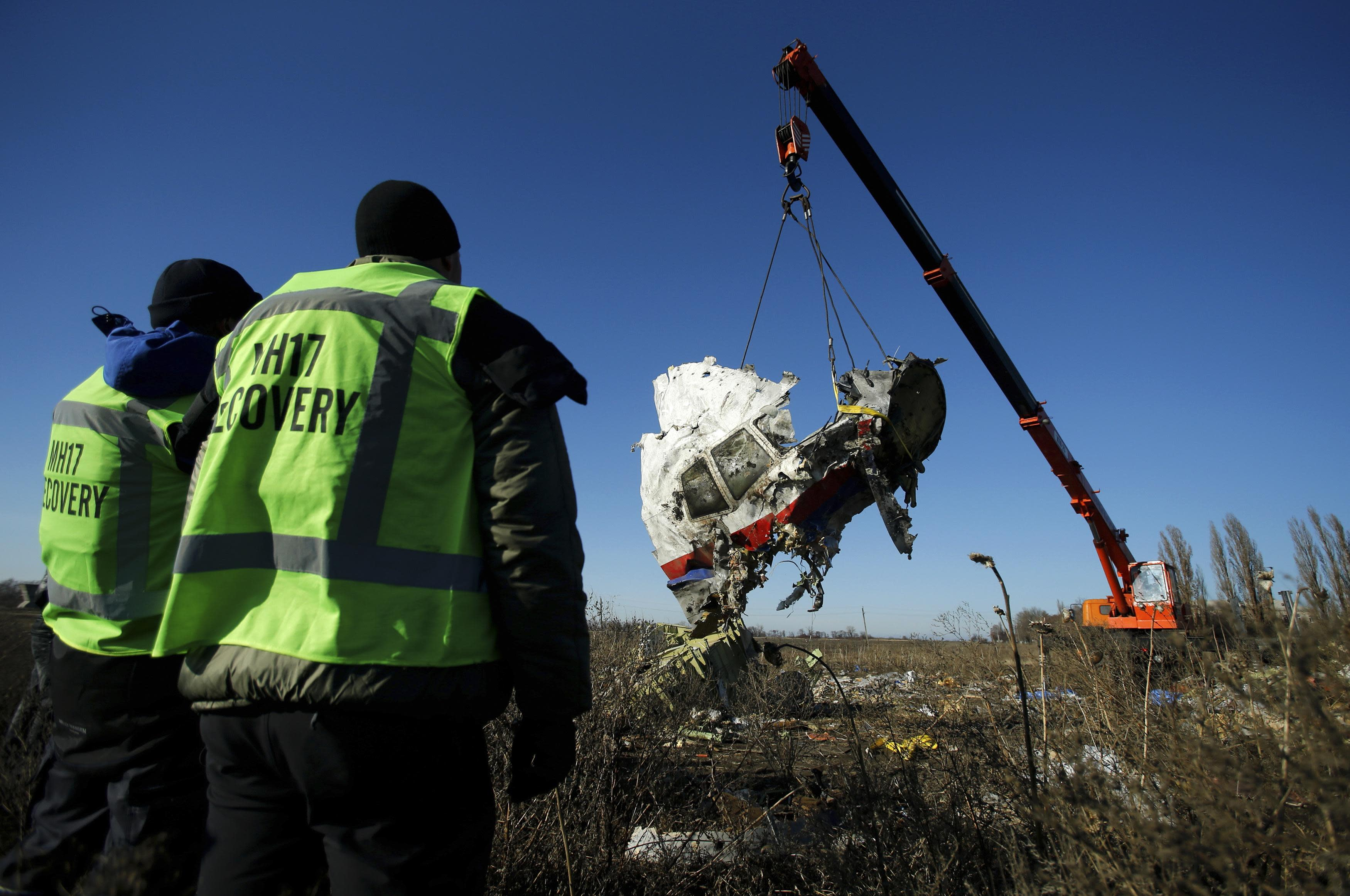 Russian missile maker: MH17 shot down by Ukrainian missile