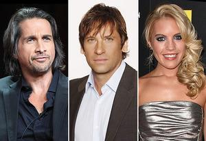 Michael Easton, Roger Howarth, Kristen Alderson | Photo Credits: Frederick M. Brown/Getty Images; Craig Sjodin/ABC; Frederick M. Brown/Getty Images
