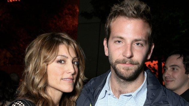 Jennifer Esposito and Bradley Cooper on November 5, 2006 -- Getty Images