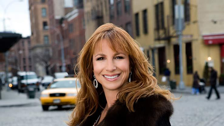 Jill Zarin of The Real Housewives of New York City.