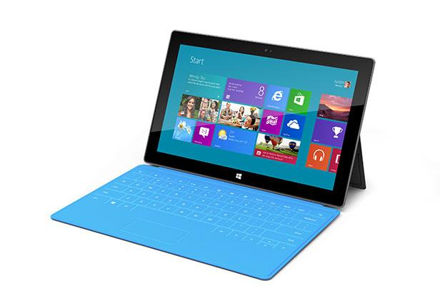 Microsoft Surface Joins Twitter and Facebook [VIDEO]