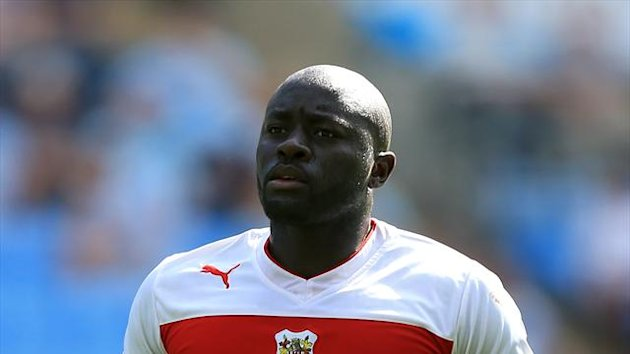 Portsmouth are keen to keep Patrick Agyemang at the club