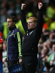Neil Lennon enjoyed the 'best' night of his career on Wednesday