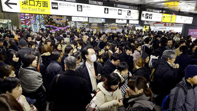 Japan Dodges Tsunami After Quake
