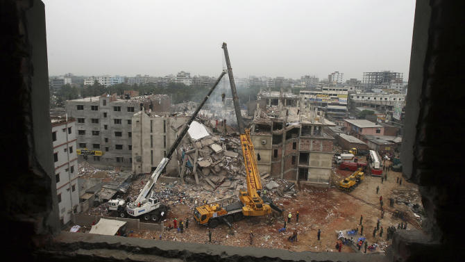 Collapsed building owner may face 7 years in jail