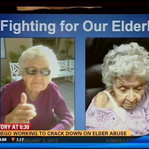 San Diego working to crack down on elder abuse