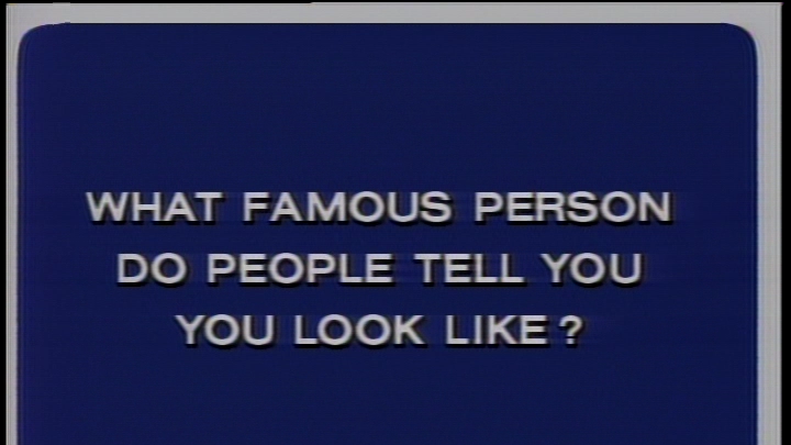 What Famous Person Do You Look Like?