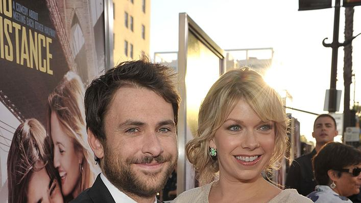 Going the Distance LA Premiere 2010 Charlie Day