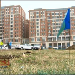 Baltimore Officials Want Vacant Lot To Become Hopkins Housing Project