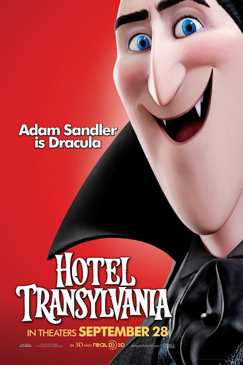Hotel Transylvania Banner