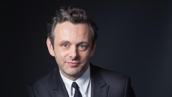 """This Aug. 27, 2014 photo shows Michael Sheen, star of the Showtime series """"Masters of Sex"""" in New York. (Photo by Victoria Will/Invision/AP)"""